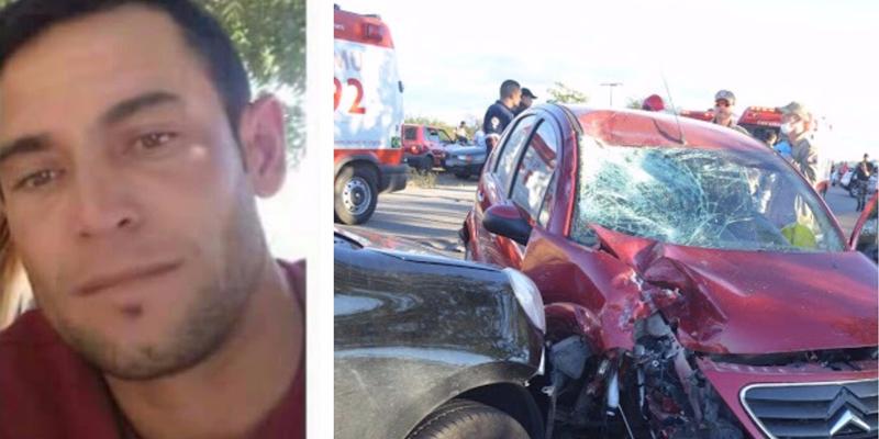 Colisão entre uma moto e dois carros deixa um morto, em Cajazeiras