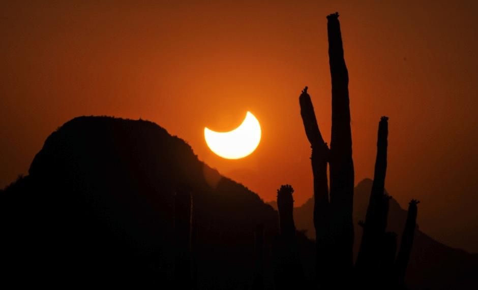Astrônomo paraibano explica como observar o eclipse solar parcial do dia 21