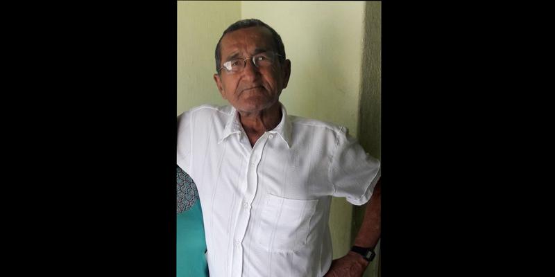 Amigos e familiares se despedem do aposentado Osivan de Oliveira