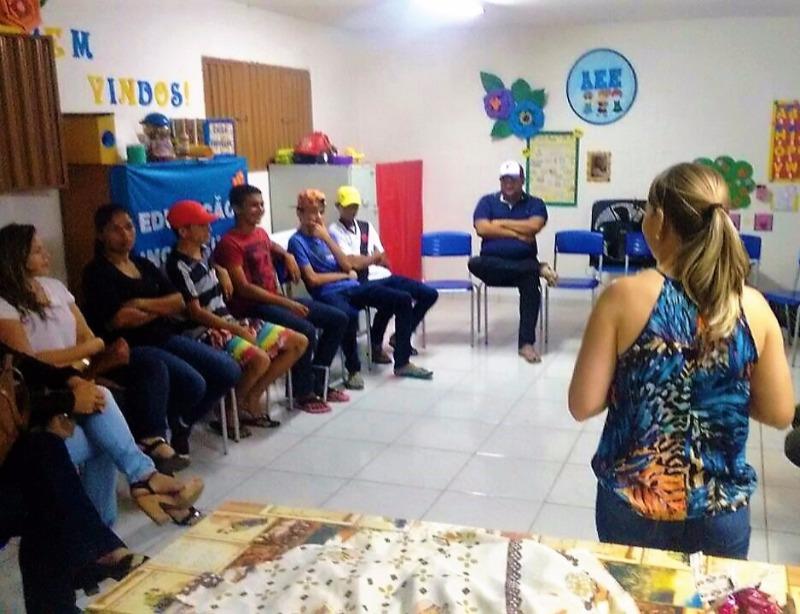 Educação de Jovens e Adultos em Quixaba