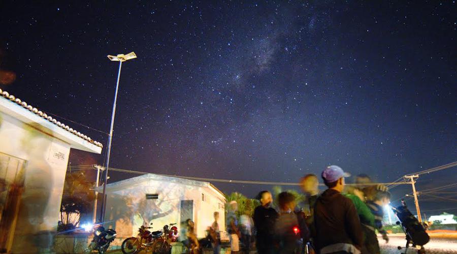 Plantando Estrelas no Sertão da Paraíba