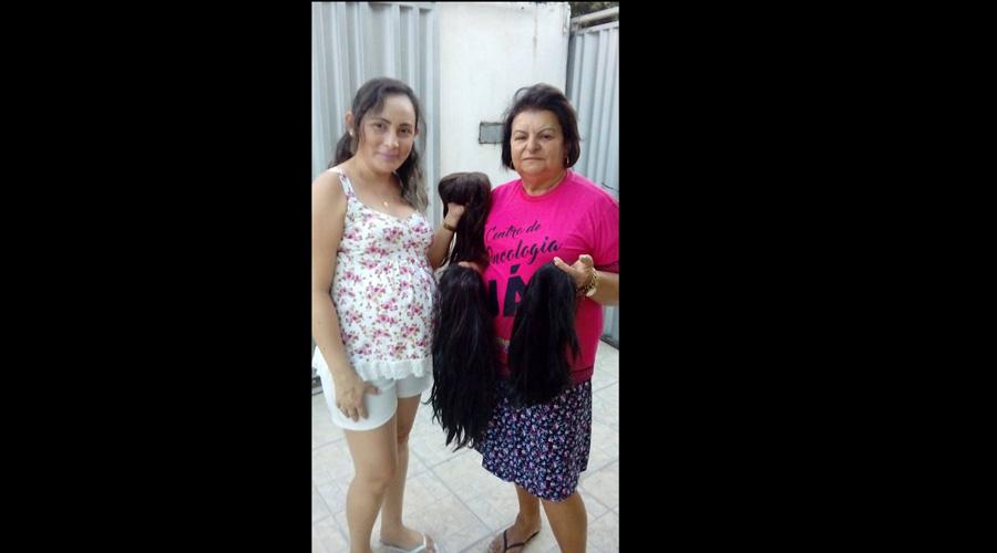Assistente social vence o câncer e realiza o sonho de engravidar, em Patos