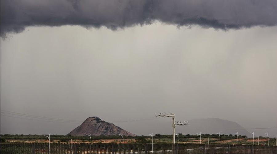 Estudioso patoense diz que haverá chuvas isoladas no Sertão entre os dias 11 e 15 de dezembro