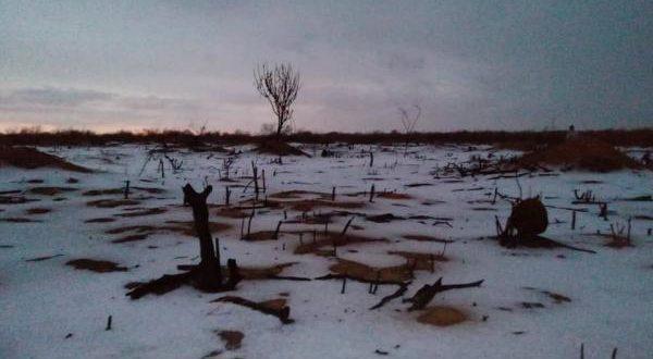 Ceará tem 5ª chuva de granizo em três semanas