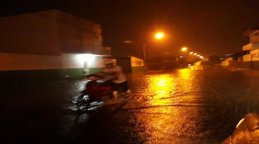 Patos vibra com a melhor chuva caída na cidade nos últimos meses