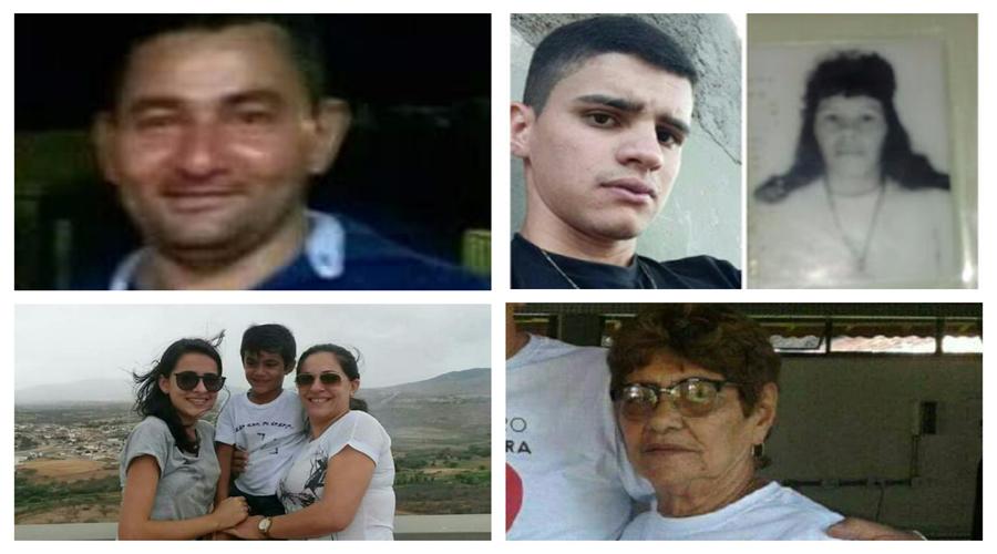 Vítimas fatais de Catolé do Rocha e Riacho dos Cavalos já identificadas na tragédia de hoje em Minas Gerais