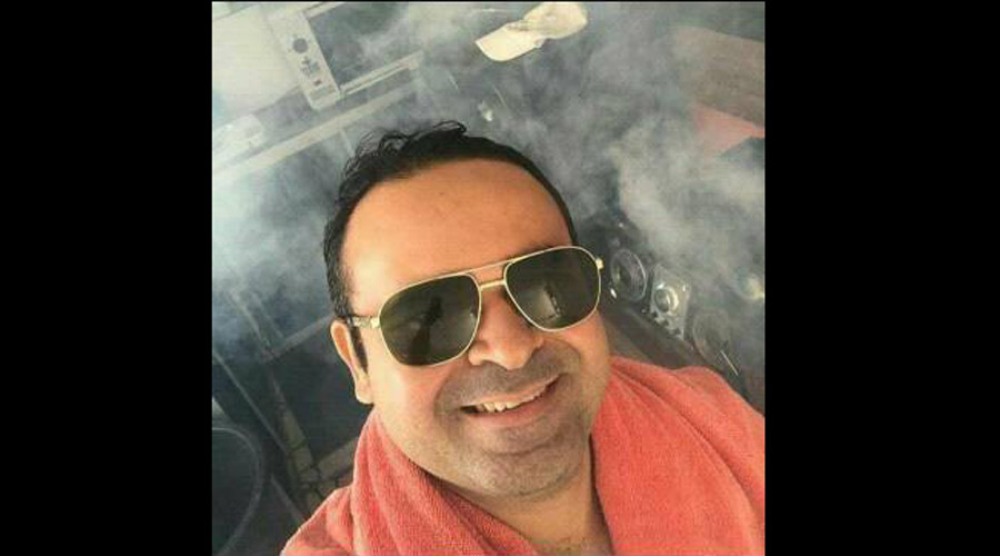 Empresário é morto a tiros na manhã de hoje em Patos