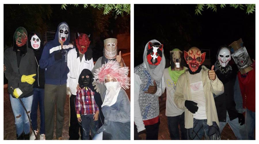 O criativo Bloco Os Papangu agita o Carnaval em Condado