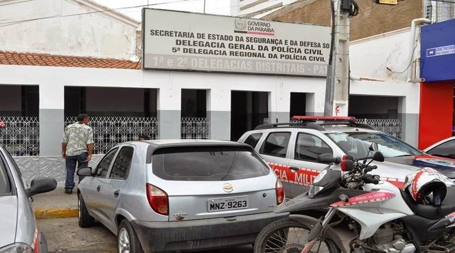 Em Santa Luzia irmão engravida irmã, pai se descontrola, bate nos dois e caso vem parar na delegacia de Patos