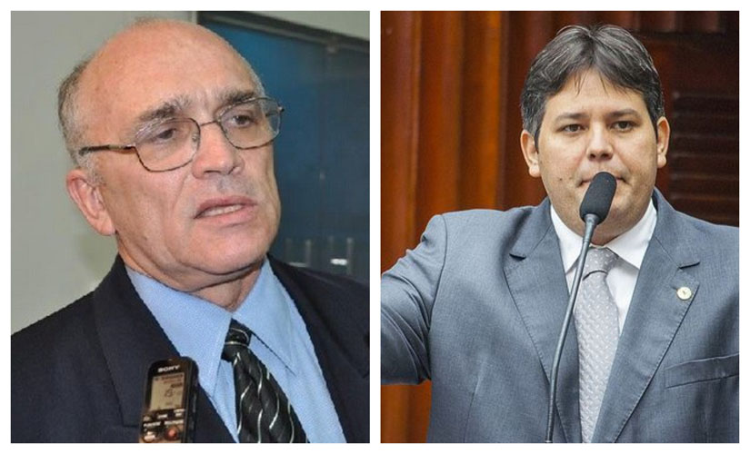 Vereador fala em impeachment do prefeito Dinaldinho. Prefeito responde