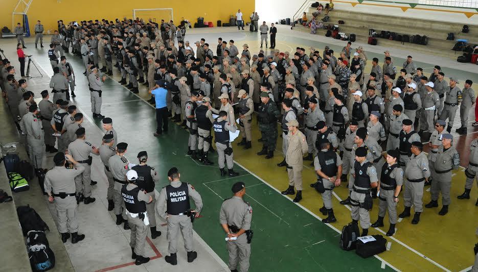 Governador da Paraíba anuncia concurso com mil vagas na PM