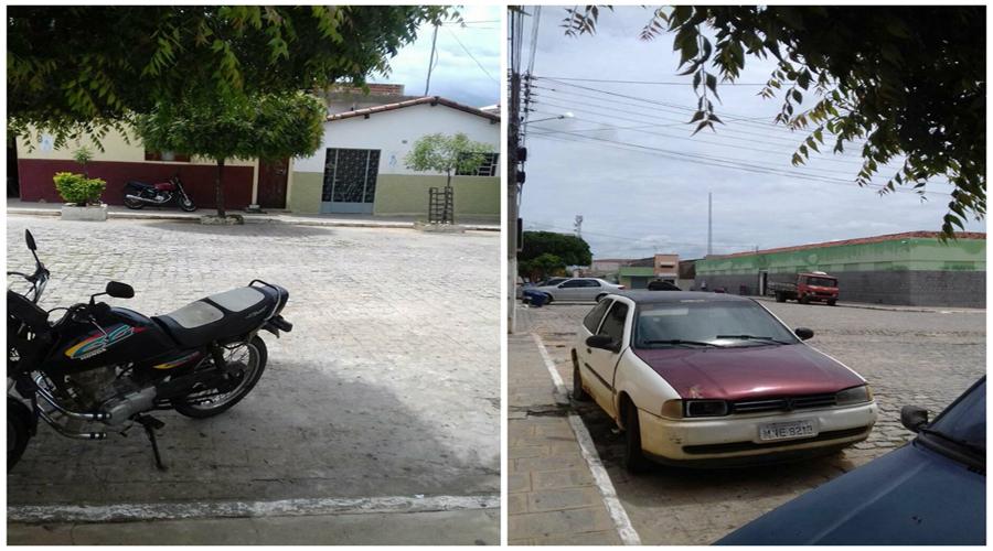 Moradores reclamam que estão há três dias sem água na Rua Solon da Silva em São Mamede