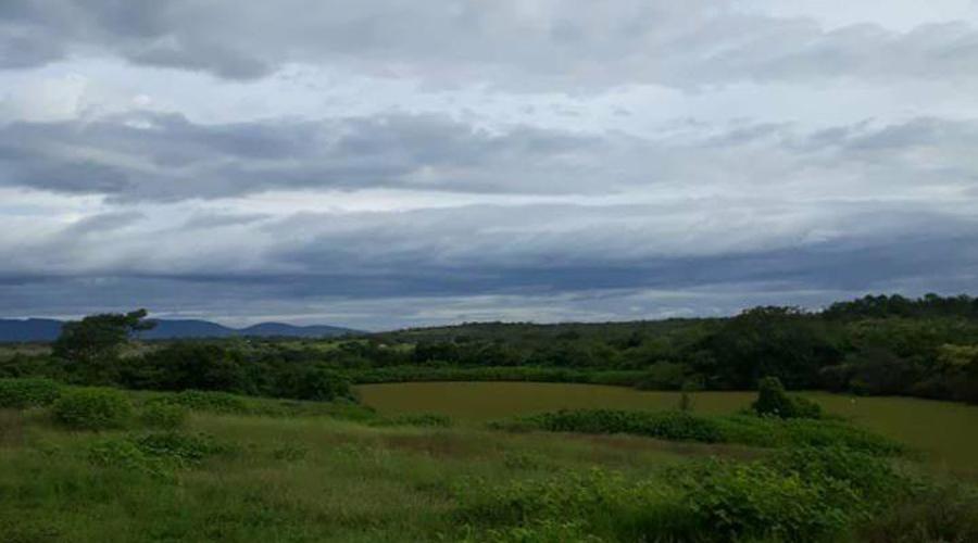 Chove 70 mm na zona rural de Pombal e 75 mm na zona rural de Paulista