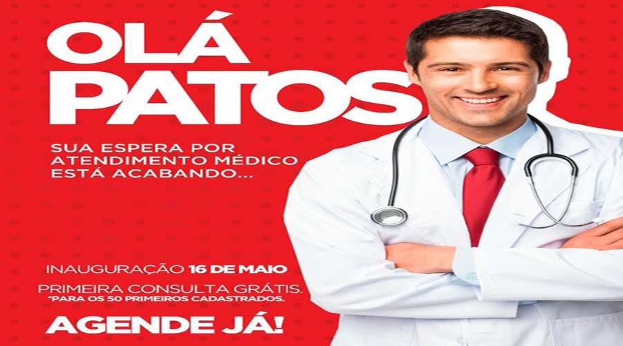 Grande inauguração da Clínica MedicMais hoje em Patos