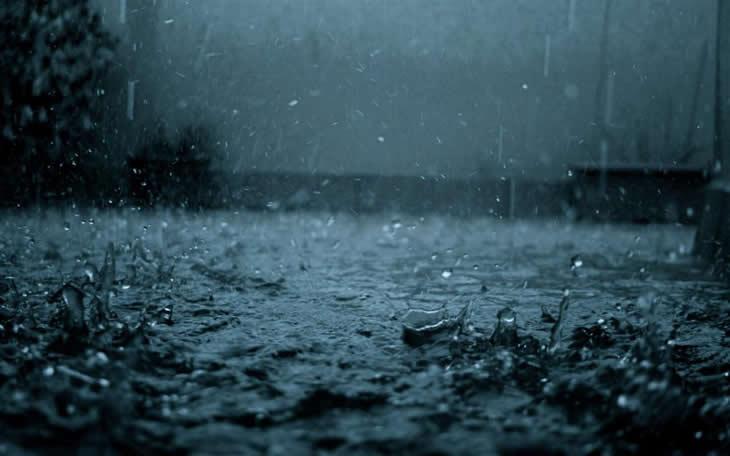 Chove em mais de 30 cidades paraibanas nas últimas 24 horas