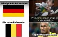 Memes da derrota do Brasil para a Bélgica tomam conta das redes sociais