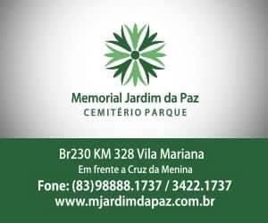 memorial jardim da paz