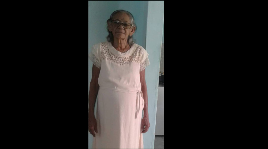 Nota de falecimento: Maria Guia Nunes