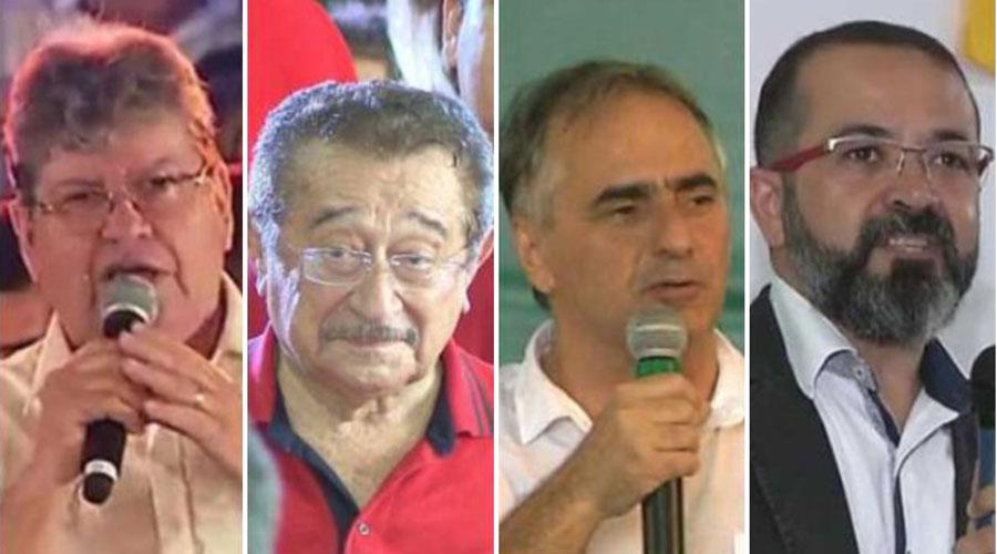 Assista aqui o debate da TV Sol com os candidatos ao governo do estado