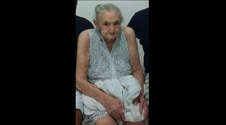 Nota de falecimento: Francisca Galdino dos Santos (Dona Quinha)