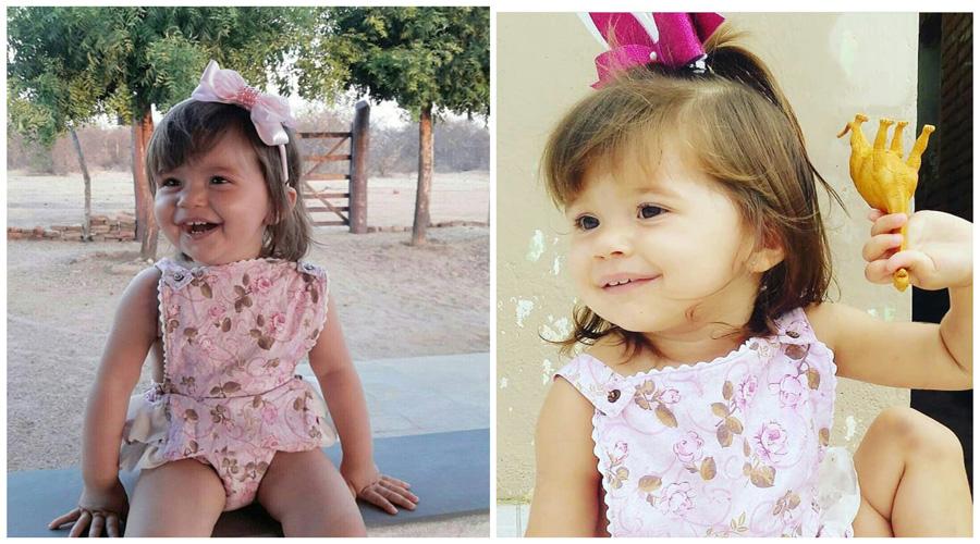 Criança de Condado, que aguardava transplante de coração, morre aos dois anos de idade