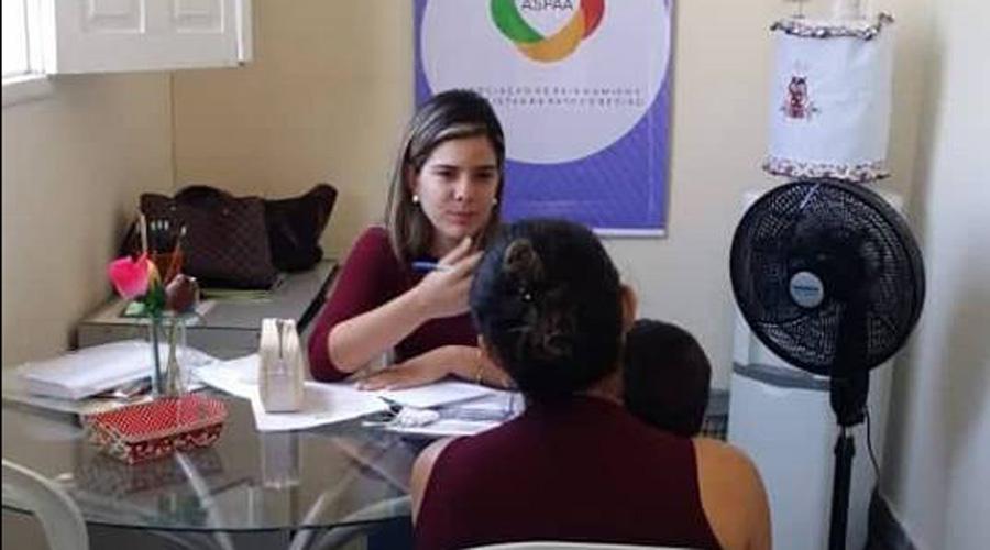 Associação de Pais e Amigos dos Autistas em Patos oferece serviços de saúde às famílias