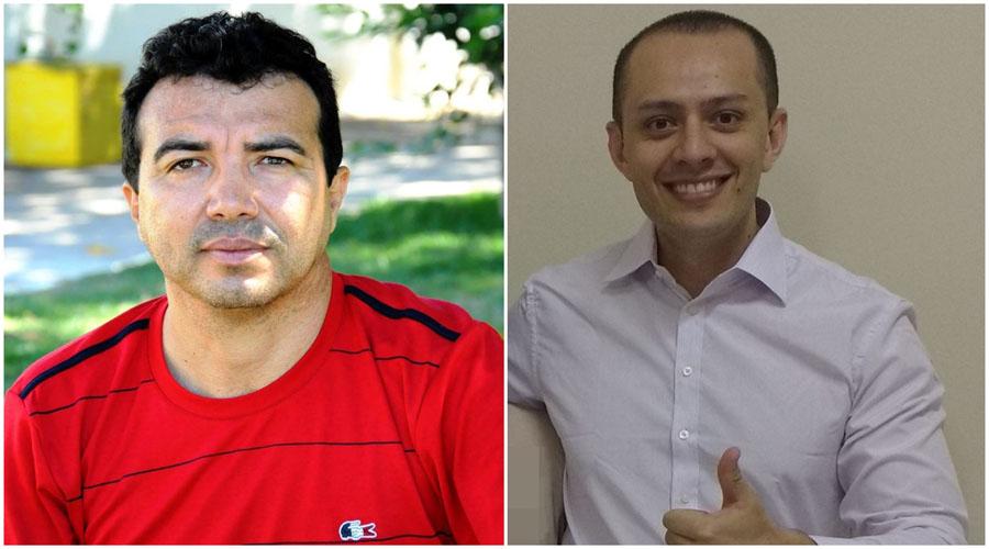 Jozivan Antero e Josmá Oliveira serão candidatos a prefeito de Patos em 2020