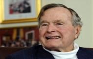 Ex-presidente dos EUA George H.W. Bush morre aos 94 anos