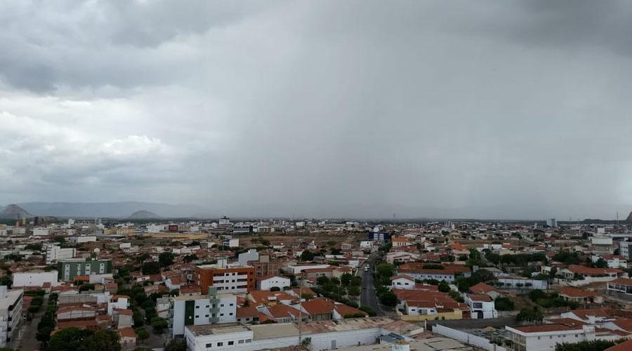 Chuvas isoladas vão continuar entre os dias 12 e 15 de janeiro no interior da Paraíba