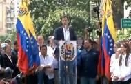 Líder da oposição se declara presidente interino da Venezuela e é reconhecido por Trump