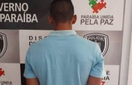 """Polícia Civil prende suspeito de tentar matar tio no """"Beiral"""" em Patos"""