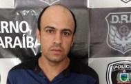 PC prende acusado de participar do assalto ao dono do Supermercado Leandro em Patos