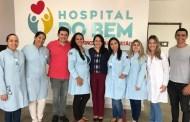 Hugo Motta visita Hospital do Bem e fala sobre novos investimentos