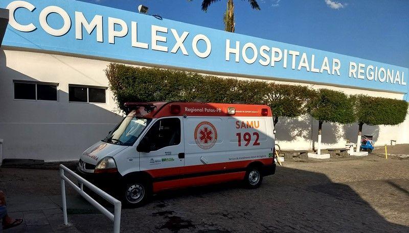 Governo da PB assume gestão do Complexo Hospitalar Regional de Patos