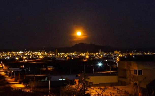 Jovem patoense faz incríveis imagens da Lua
