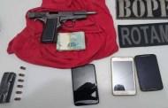Polícia prende suspeitos de ataque ao Banco do Brasil de São João do Rio do Peixe