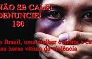 No Brasil uma mulher é morta a cada duas horas vitimas da violência — Por Mila Soares