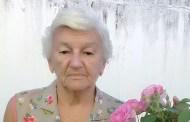 Nota de falecimento: Francisca Vieira de Medeiros