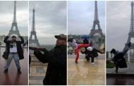 Patoense Balu é convidado pela quinta vez para ministrar aulas de capoeira em Paris