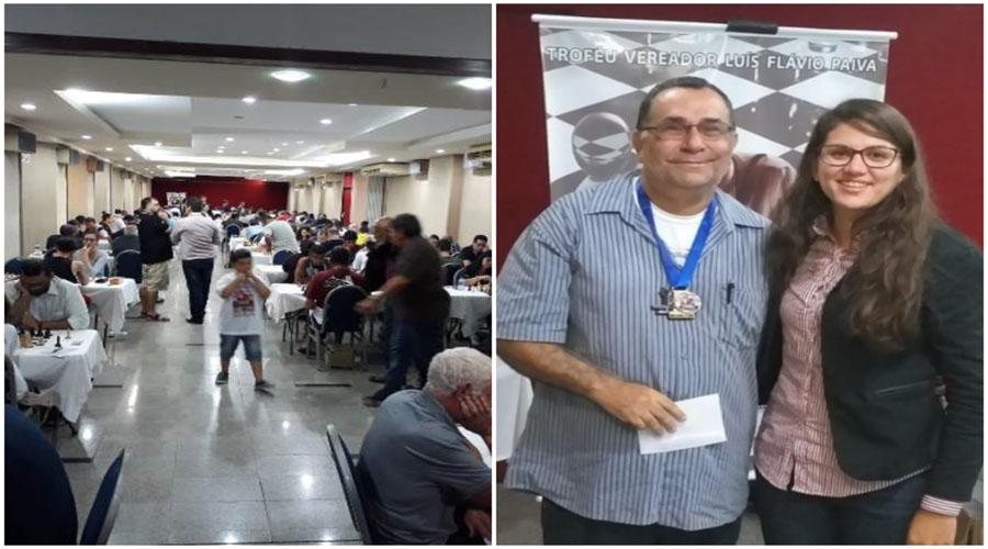 Patoense é campeão da classe A em competição de xadrez em João Pessoa