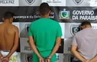 Polícia Civil elucida roubo de veículo em Patos e prende todos os acusados