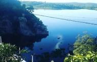 Barragem de Mãe D'água, em Coremas, pega 38 centímetros d'água de ontem para hoje