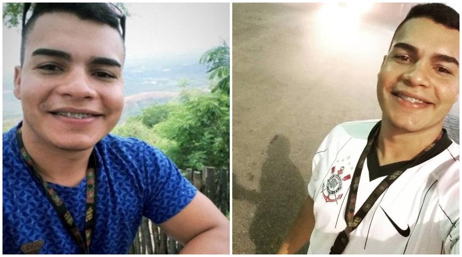 Jovem ferido em acidente em Teixeira tem a perna esquerda amputada. Amigos pedem orações