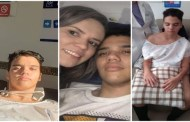 Jovem de Patos organiza bazar beneficente para ajudar irmão que ficou tetraplégico