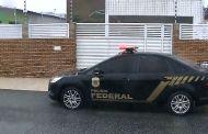 Polícia Federal deflagra operação nesta manhã na Paraíba