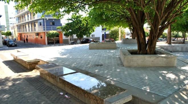 Resultado de imagem para Praça do CEPA em Patos pb