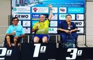 Atleta paraolímpico Lacordaire Segundo é campeão da Copa das Federações, no Ceará
