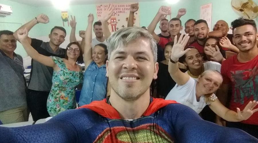 Bonito De Santa Fé Recebe Palestra Motivacional Ministrada