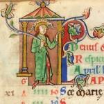 Shaftesbury Psalter (Inghilterra, secondo quarto del XII secolo), British Library