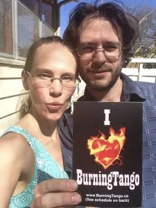 Burning Tango